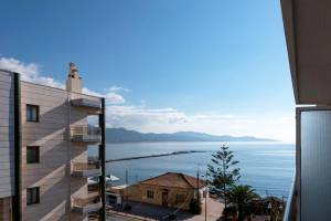 Nafplion beach apartments family children activities